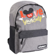 Disney Mickey Mouse Love Yourself Backpack