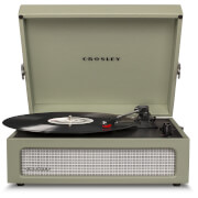 Crosley Voyager Portable Turntable - Sage