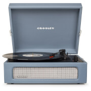 Crosley Voyager Portable Turntable - Washed Blue
