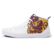 Akedo x Harry Potter Gryffindor All White Adult Signature High Top