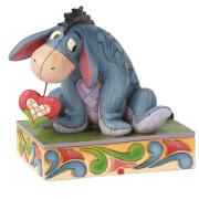 Disney Traditions Heart On A String Eeyore Figurine