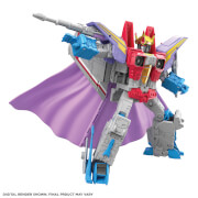 Hasbro Transformers Studio Series 86-12 Leader The Transformers: The Movie Coronation Starscream Action Figure
