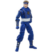 Hasbro Power Rangers Lightning Collection Monsters Mighty Morphin Ninja Blue Ranger Action Figure