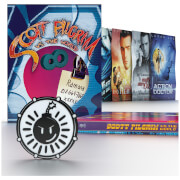 Scott Pilgrim Vs. The World – Titans of Cult Limited Edition 4K Ultra HD Steelbook