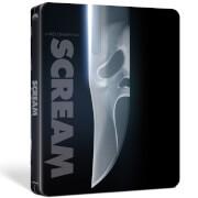 Scream -  Steelbook 4K Ultra HD (Blu-ray inclus) en Exclusivité Zavvi
