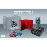 Terminator 2 : Le Jugement Dernier - Édition 4K Ultra HD 30ème Anniversaire avec Crâne Endo - Exclusivité Zavvi