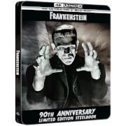 Frankenstein - Zavvi Exclusive 4K Ultra HD 90th Anniversary Limited Edition Steelbook
