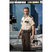 ThreeZero The Walking Dead 1/6 Scale Collectible Figure - Season One Rick Grimes