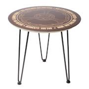 Decorsome x Star Trek Starfleet Deep Space Nine Wooden Side Table
