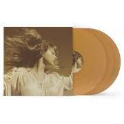 Taylor Swift - Fearless (Taylor's Version) Limited Edition 3x Gold LP