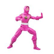 Hasbro Power Rangers Lightning Collection Monsters Mighty Morphin Ninja Pink Ranger 6 Inch Action Figure