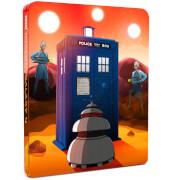 Doctor Who - Galaxy 4 Animation Steelbook