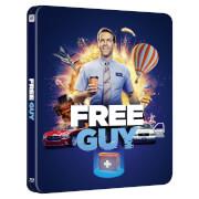 Free Guy 4K Ultra HD Zavvi Exclusive Steelbook (includes Blu-ray)