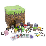 Minecraft Advent Calendar Cube