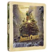 Jungle Cruise - Steelbook 4K Ultra HD (Blu-Ray inclus) en Exclusivité Zavvi