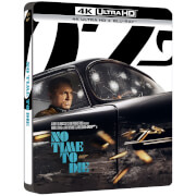 No Time to Die - 4K Ultra HD Zavvi Exclusive  Steelbook