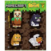 Minecraft Mega Squishme 16cm Anti-Stress Figure Squishy