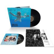 "Nirvana - Nevermind 30th Anniversary Edition LP + 7"""