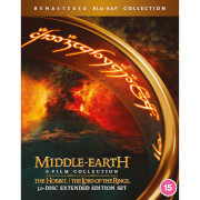 Middle-earth: 6-film Collection (Remastered Extended Edition)