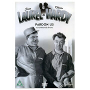 Laurel & Hardy - Pardon Us & Related Shorts