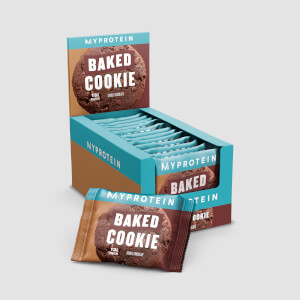 Myprotein Baked Cookie, Chocolate, 12 x 75g