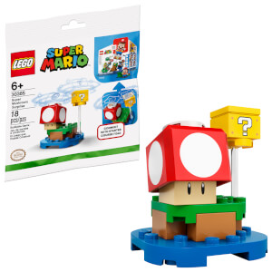 Ensemble d'extension Super champignon offert LEGO Super Mario (30385)