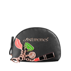 Vegan Leather Pouch with Charms (Free Gift)