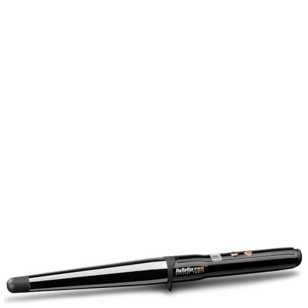 babyliss pro titanium expression large conical wand