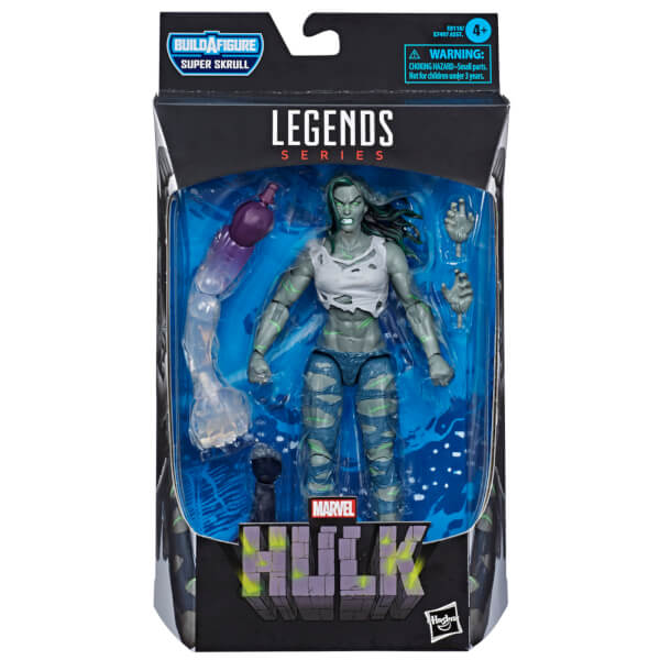Hasbro Marvel Legends Hulk 6 Inch Action Figure