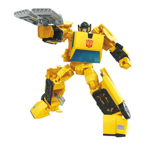 Hasbro Transformers Generations War for Cybertron Deluxe Sunstreaker