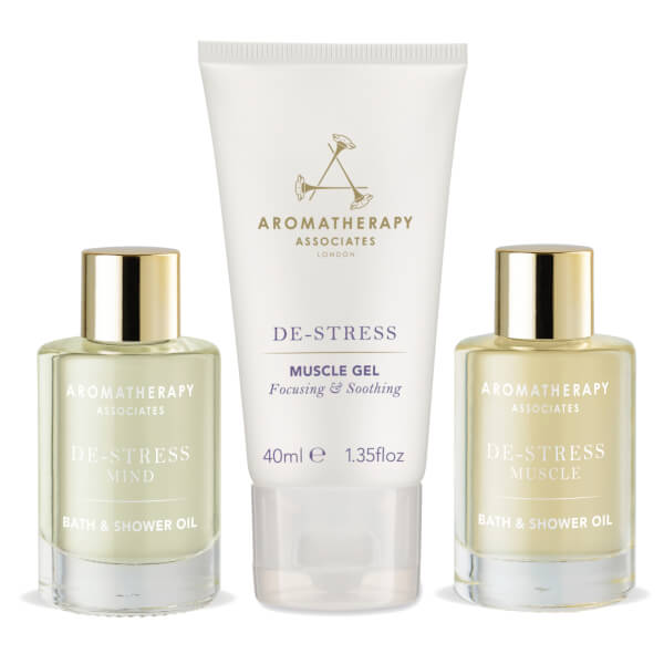 Aromatherapy Associates DE-STRESS COLLECTION (WORTH £29.00)