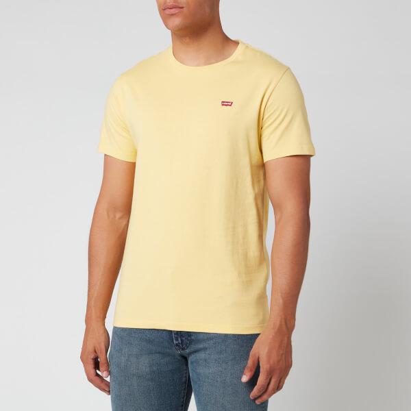 levi's men's original t-shirt - dusky citron - s