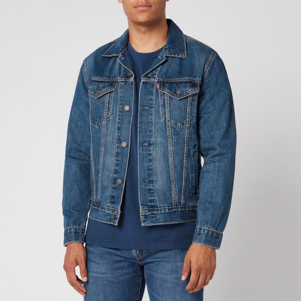 levi's men's trucker jacket - mayze - s