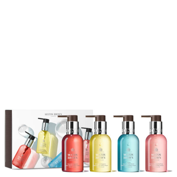 Molton Brown Floral & Marine Hand Gift Set