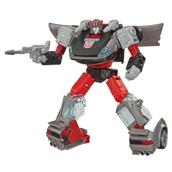 Hasbro Transformers War for Cybertron Bluestreak Action Figure