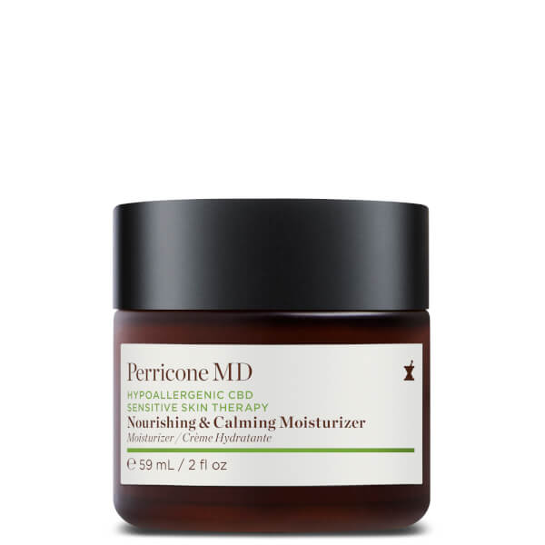 Perricone Md Hypoallergenic Cbd Sensitive Skin Therapy Nourishing & Calming Moisturizer 59ml