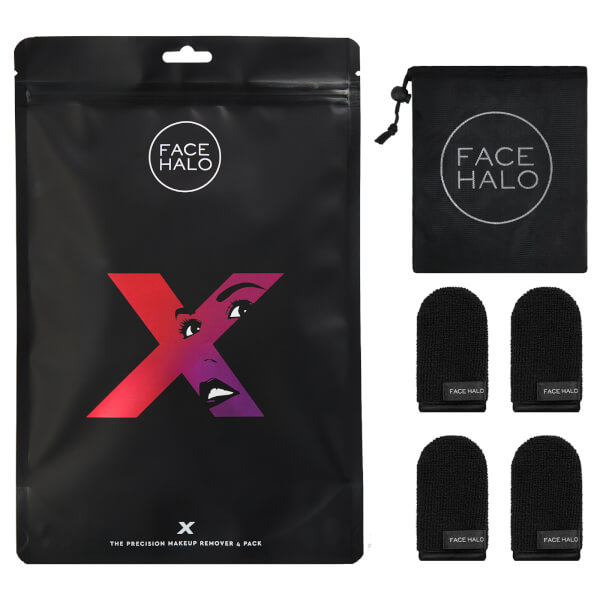 Face Halo X MAKE UP REMOVER