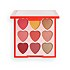 I Heart Revolution Heartbreakers Eye Shadow Palette - Courage