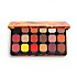 Makeup Revolution Forever Flawless Eye Shadow Palette - Fire