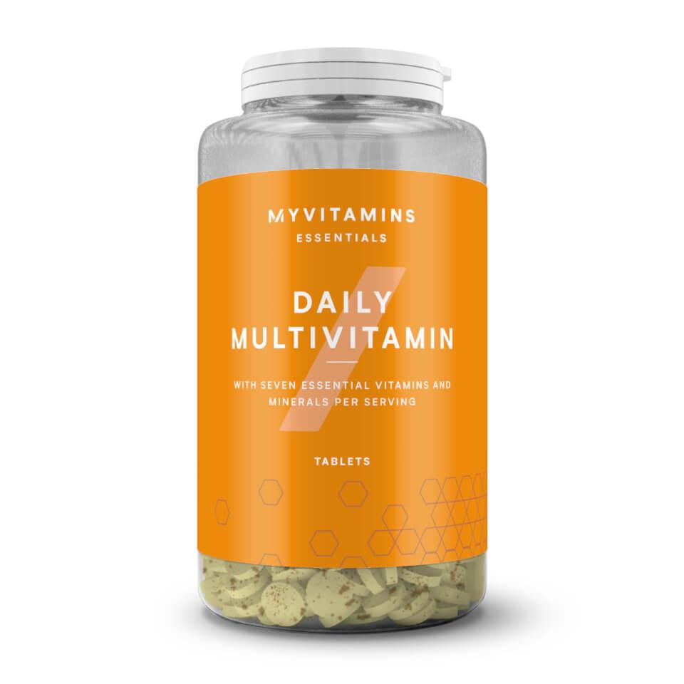 Dagelijkse Multivitamine Tabletten - 60tabletten
