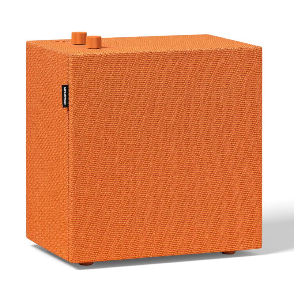 Ausgefallengadgets - Urbanears Stammen Connected Speakers Goldfish Orange - Onlineshop Sowas Will Ich Auch