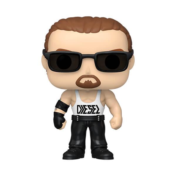 Nützlichfanartikel - WWE Diesel Pop! Vinyl Figure - Onlineshop Sowas Will Ich Auch