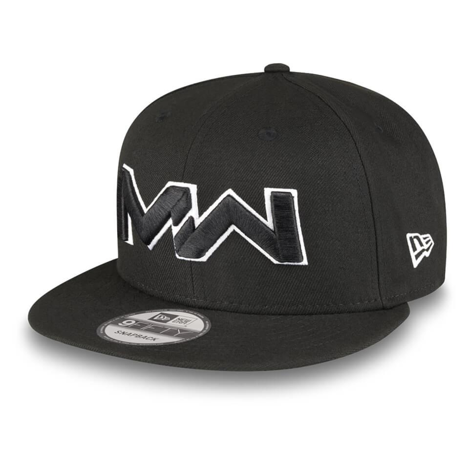 New Era X Call of Duty Modern Warfare Black 9Fifty Cap - Logo | Accessoires > Caps > Sonstige Caps