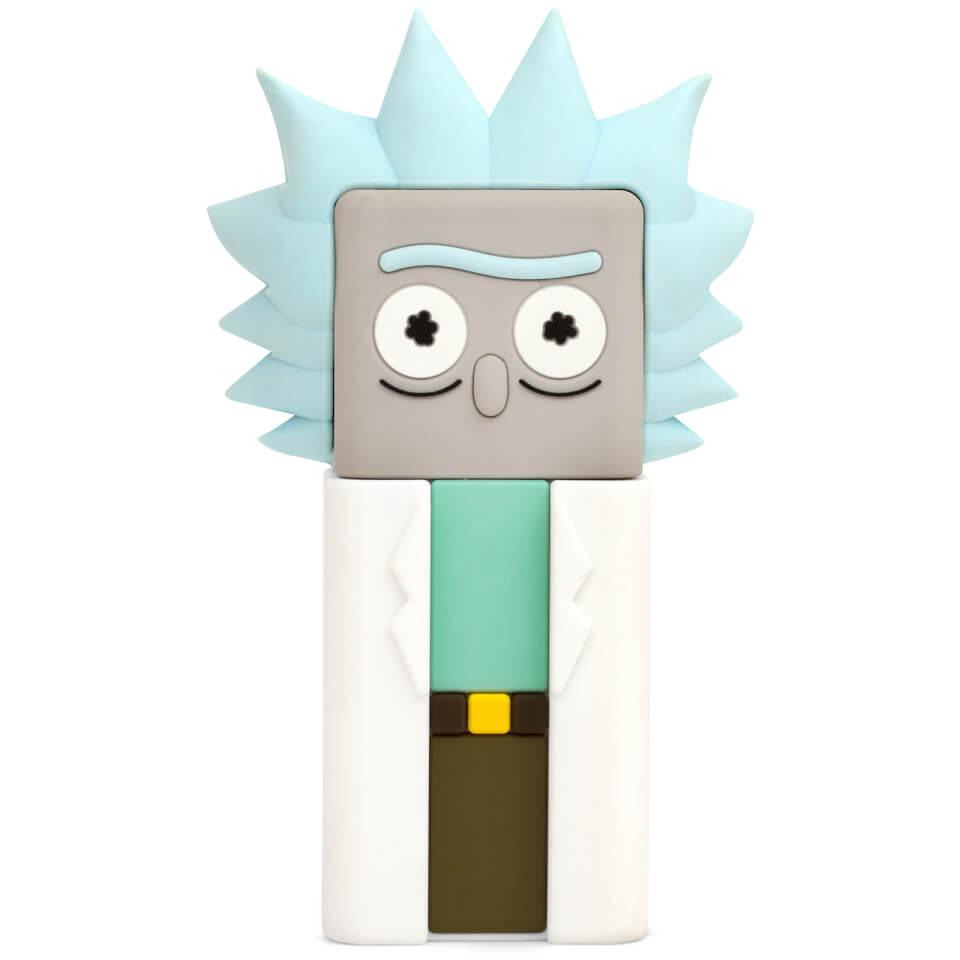 Ausgefallengadgets - Rick Morty 'Rick' PowerSquad Powerbank - Onlineshop Sowas Will Ich Auch