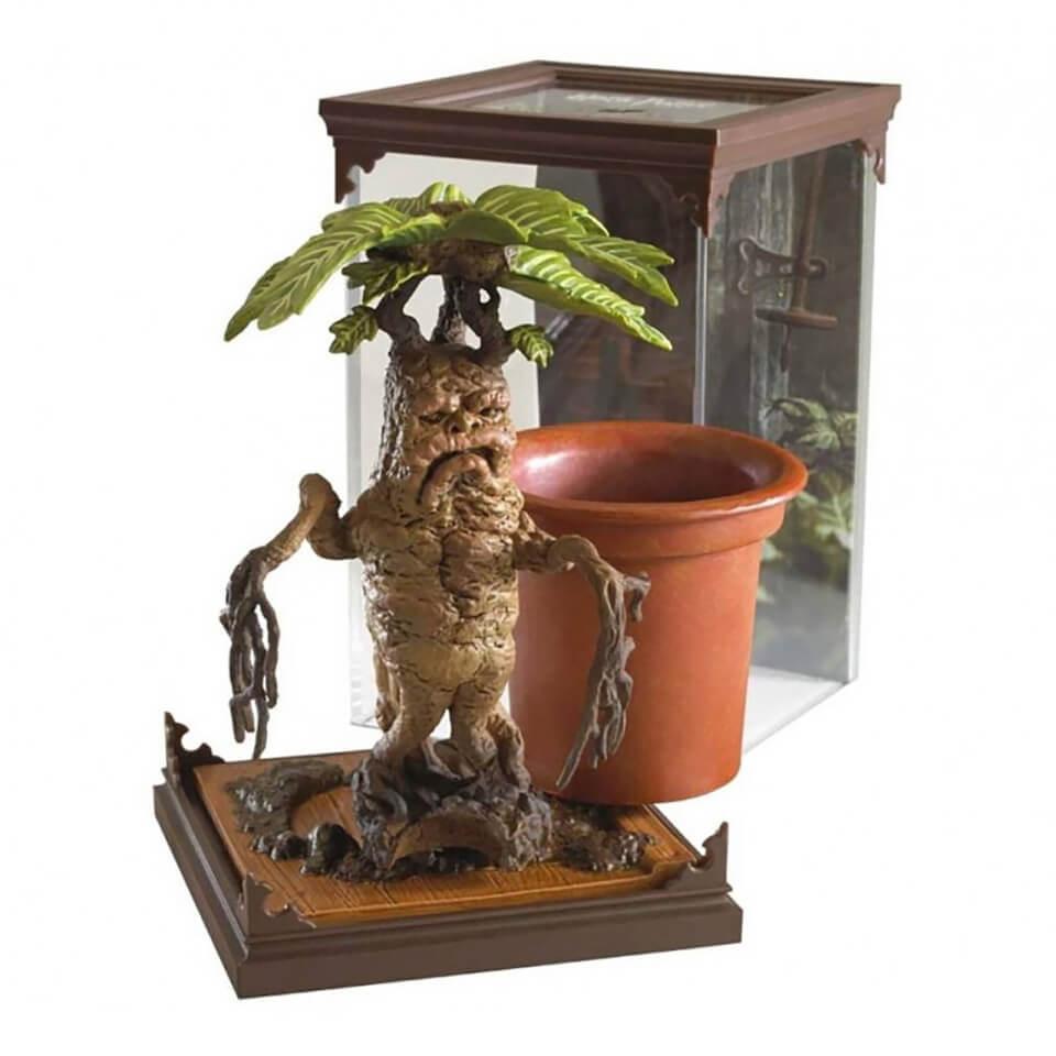 Nützlichfanartikel - Harry Potter Magical Creatures Mandrake Sculpture - Onlineshop Sowas Will Ich Auch