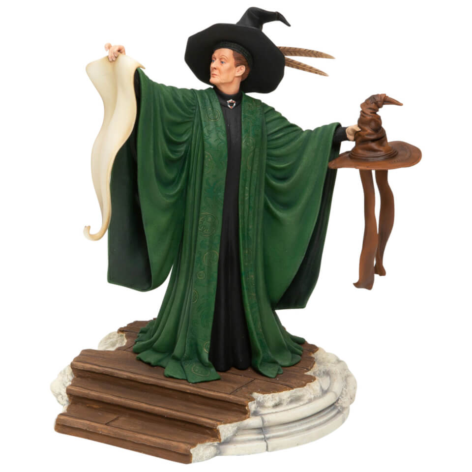 Nützlichfanartikel - Wizarding World Of Harry Potter Professor Mcgonagall Year One Figurine - Onlineshop Sowas Will Ich Auch