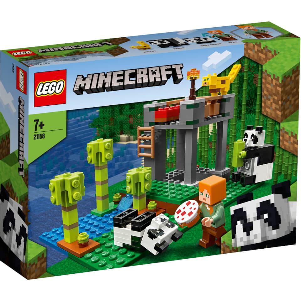 Nützlichfanartikel - LEGO Minecraft Der Panda Kindergarten (21158) - Onlineshop Sowas Will Ich Auch