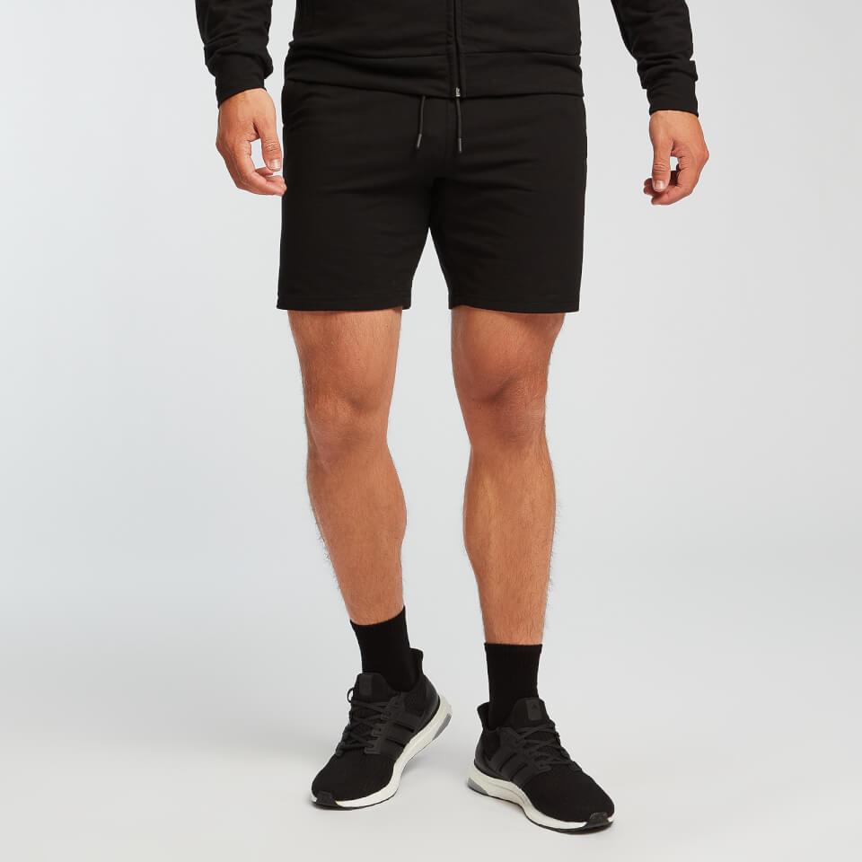 MP Form sweatshorts voor heren - Zwart - XXL