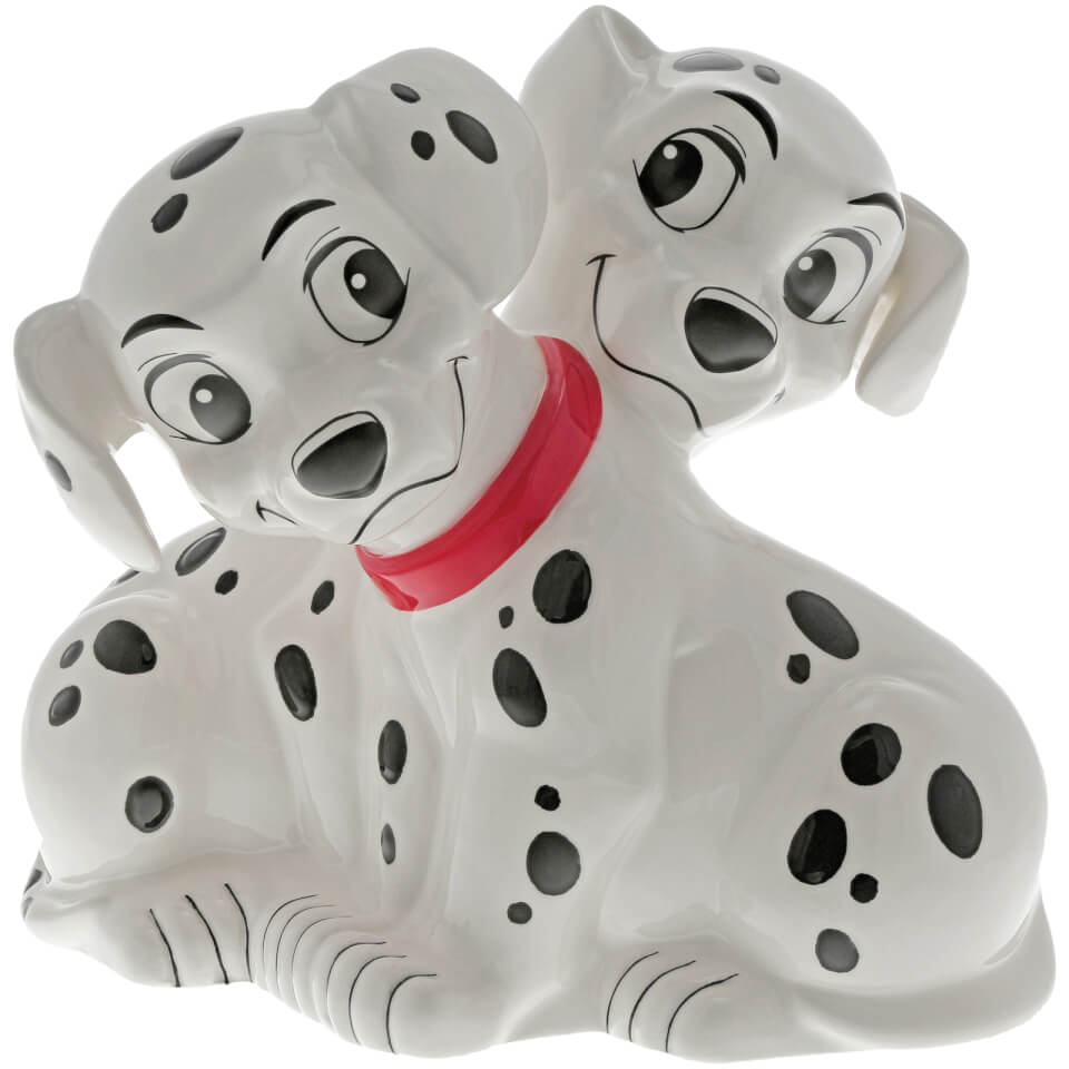 Nützlichfanartikel - Enchanting Disney Collection Friend for Life (101 Dalmatians Money Bank) 13cm - Onlineshop Sowas Will Ich Auch