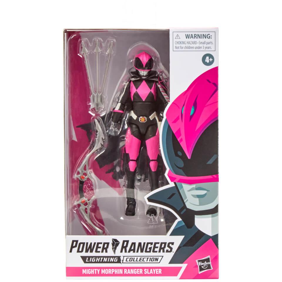 Nützlichfanartikel - Power Rangers Lightning Collection Mighty Morphin Ranger Slayer Figur - Onlineshop Sowas Will Ich Auch